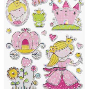 Sticker Prinzessin