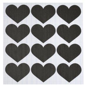 Tafelfoliensticker Herzen